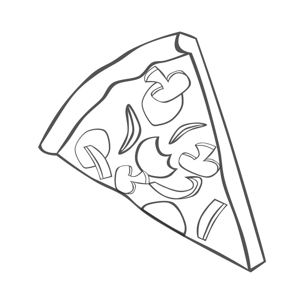 Pizzastueck
