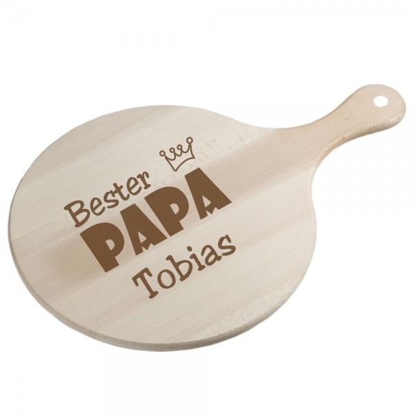 Pizzabrett Bester Papa