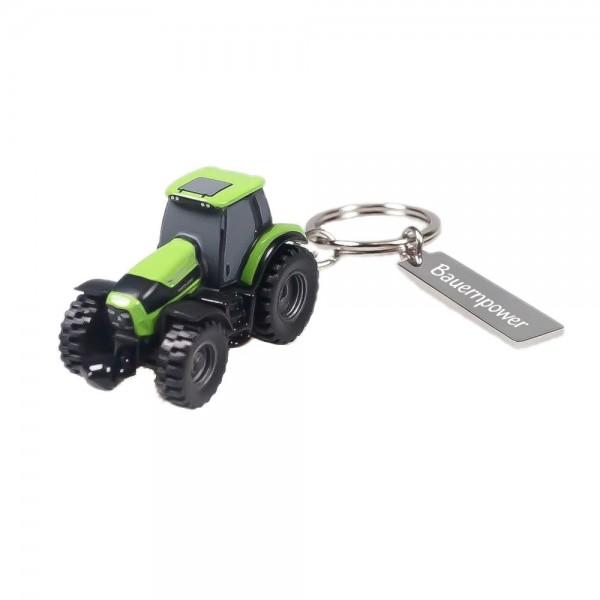 Schlüsselanhänger mit Gravur Traktor Deutz