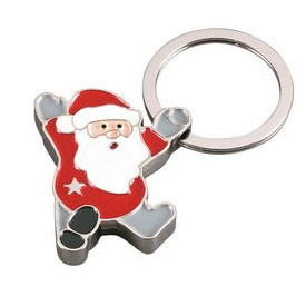 Trendgravur Schlüsselanhänger Santa