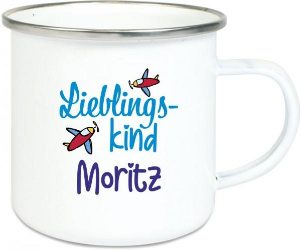 personalisierte Tasse für Jungen- Lieblingskind